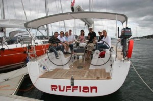 Hanse Ruffian Launch