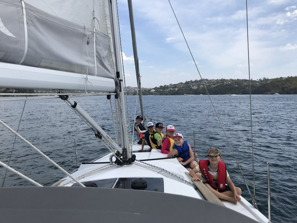 Mike and Ellie's Hanse 345 Syndicate Boat Share