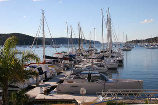 Bayview Anchorage Marina-