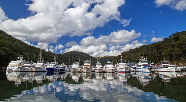 Empire Marina, Bobbin Head