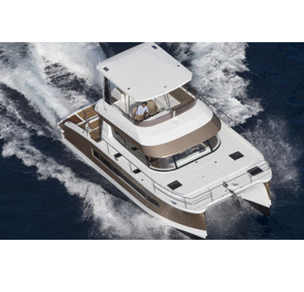 Fountaine Pajot MY37 - Overview
