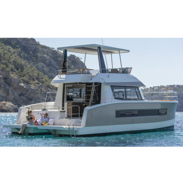 Fountaine Pajot MY37