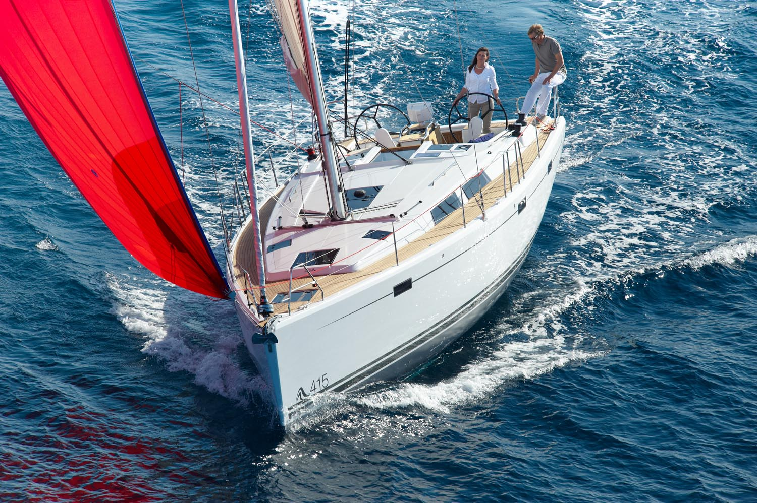 Available now - book a test sail today!