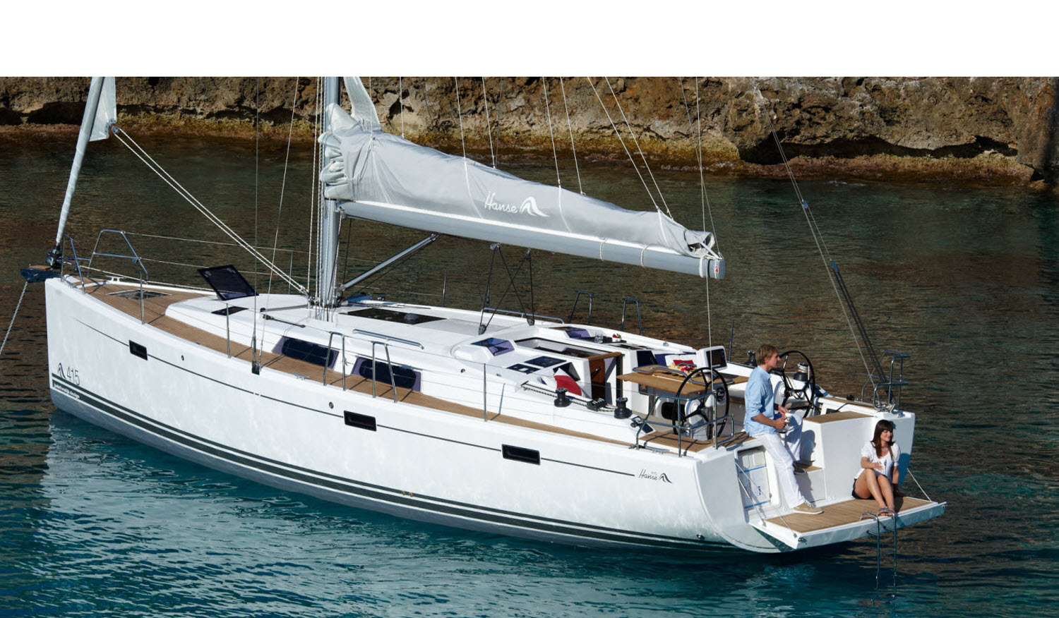 Hanse 415 Overview