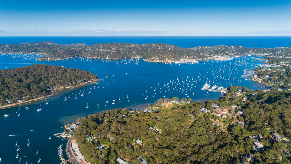 SMART Boating's Guide to the Secret Sailing Spots of Pittwater