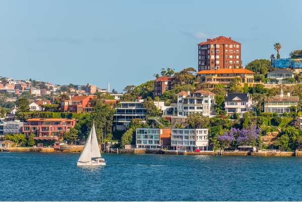 go boating in sydney