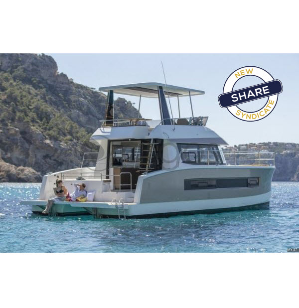 Fountaine Pajot MY37 Tango- New Boatshare