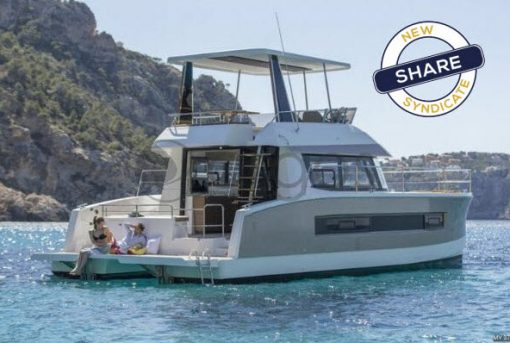 Fountaine Pajot MY37 Tango- New Syndicate