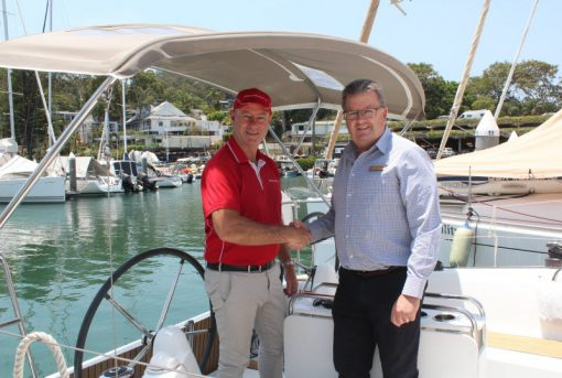 SMART Boating partners with the RPAYC
