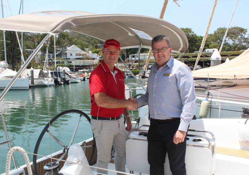 SMART Boating partnership with RPAYC