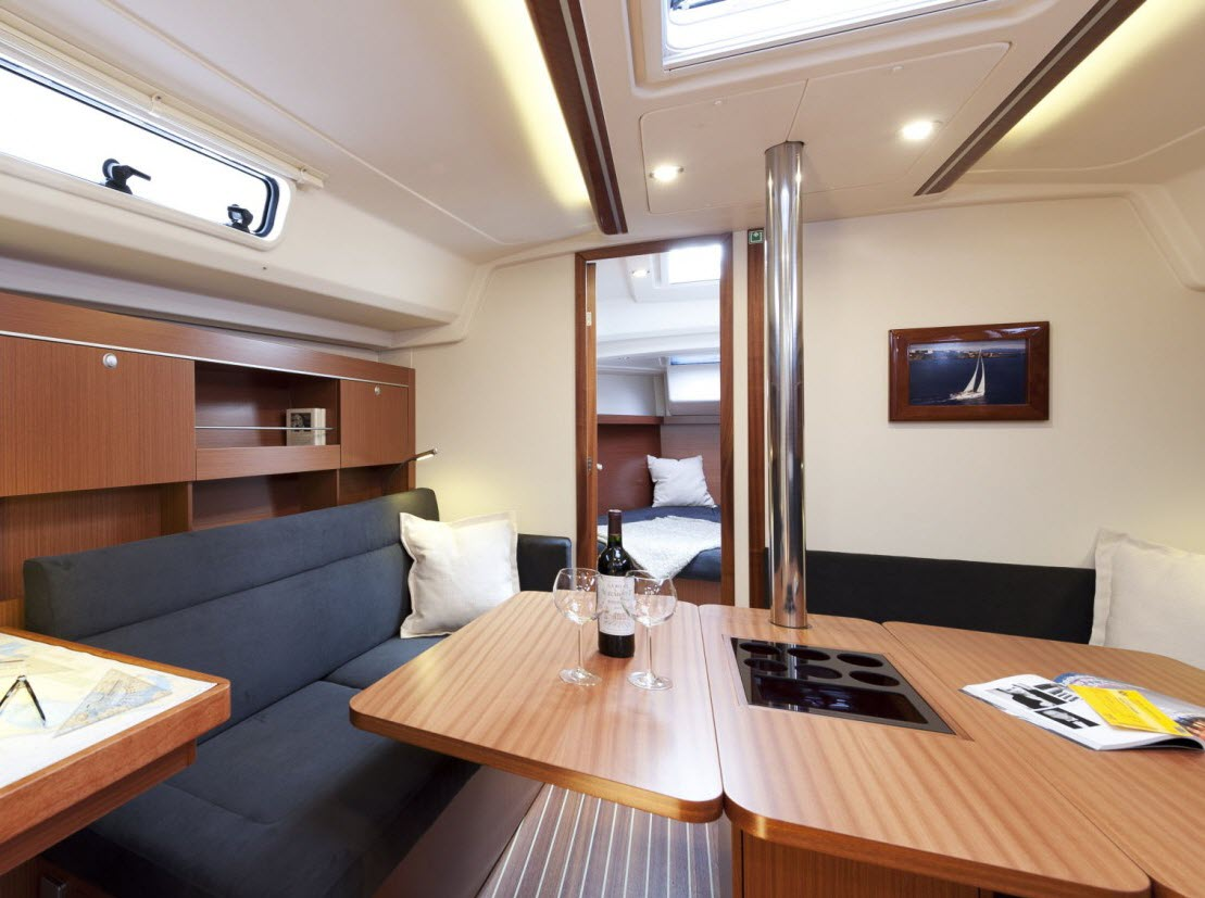 Hanse 385 - Comfort and luxury