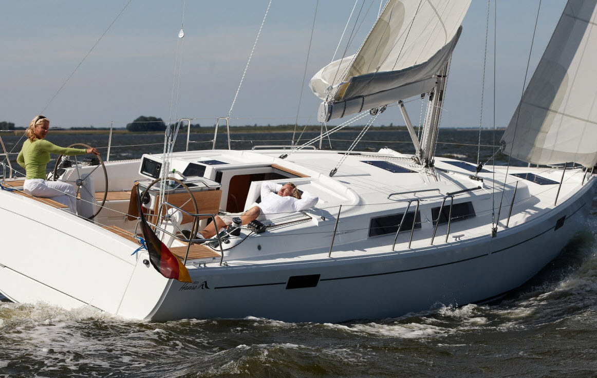 Hanse 385 - Overview